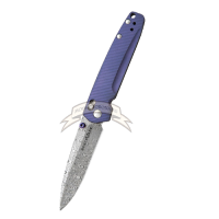 Нож Benchmade 485-171 Blue-Violet Ti