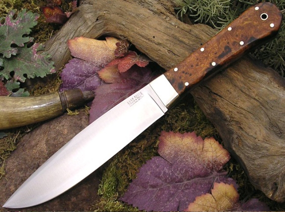 Нож Bark River Rogue Desert Ironwood