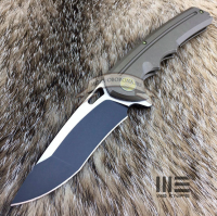 Нож WE Knife 611 Black Blade