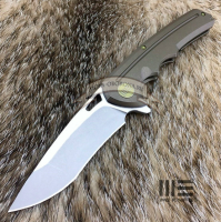 Нож WE Knife 611 Silver Blade