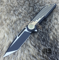 Нож WE Knife 616 Black Blade