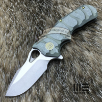 Нож WE Knife 619 Silver Blade