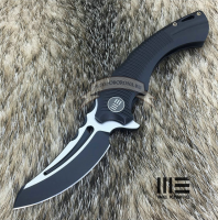 Нож WE Knife 713 Sea Monster Black