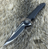 Нож WE Knife 718 Array Black Blade
