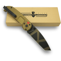 Нож Extrema Ratio BF2 CT Desert Warfare