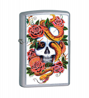 Зажигалка Zippo модель 24321 Blooming death