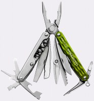 Мультитул Leatherman Juice XE6 Moss