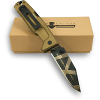 Нож Extrema Ratio Fulcrum II D Desert Warfare