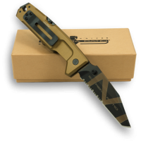 Нож Extrema Ratio Fulcrum II T Desert Warfare