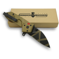 Нож Extrema Ratio MF0 Desert Warfare