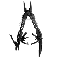 Мультитул Gerber Compact Sport - Multi-Plier 400 Black Sheath