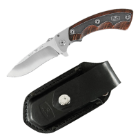 Нож BUCK 0547RWS Open Season Folding Skinner Knife